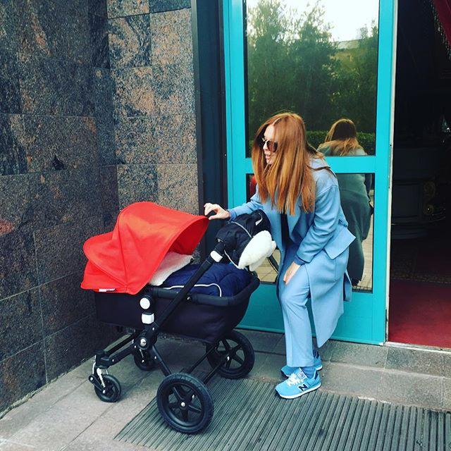 Заботливая мамочка: Наталья Подольская рассказала о своем материнстве