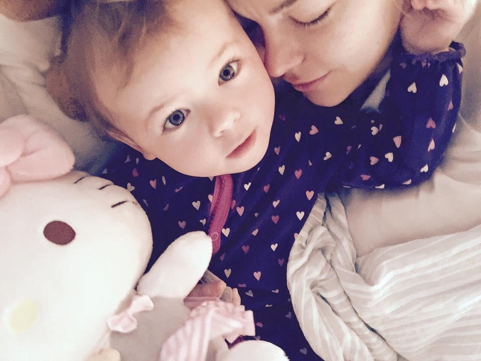 Ирина Блохина поделилась умилительным фото своей маленькой дочери Жаклин