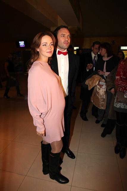 Анна Снаткина беременна фото