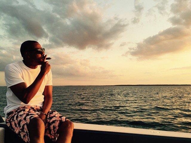 Уикенд для влюбленных: Бейонсе и Джей-Зи отдыхают вместе на яхте