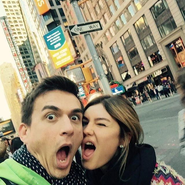 Медовый месяц по-американски: Влад Топалов отдыхает с супругой в Нью-Йорке