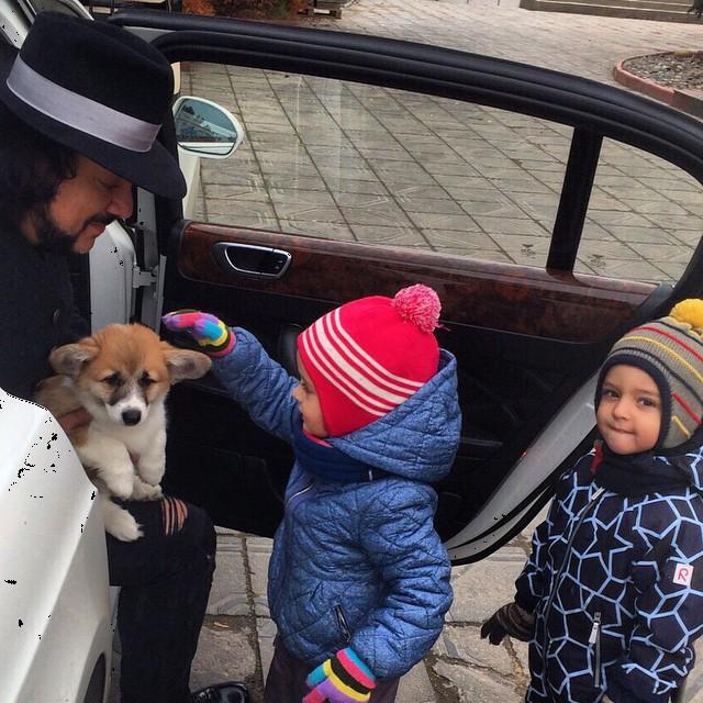 По-семейному: Киркоров отпраздновал день рождения дочери