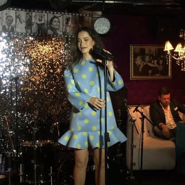 Виктория Дайнеко впервые появилась на публике после рождения малыша