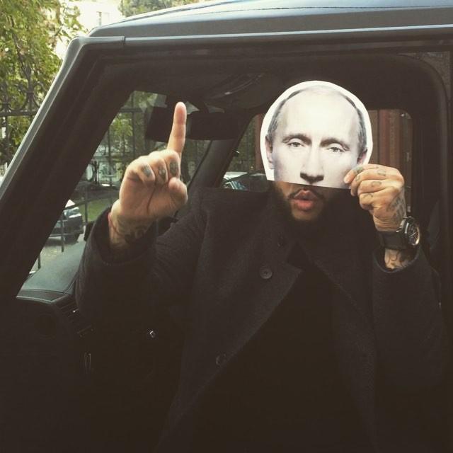 """Тимати поздравил президента России: """"Мой лучший друг - это президент Путин"""""""