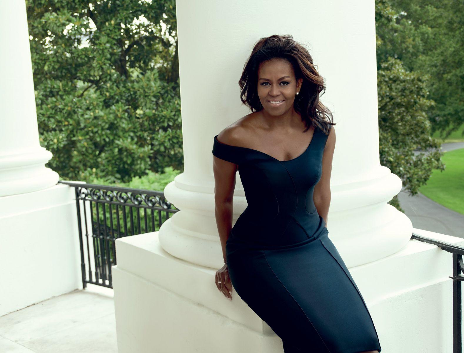Барак Обама растрогал милым поздравлением Мишель сднем рождения