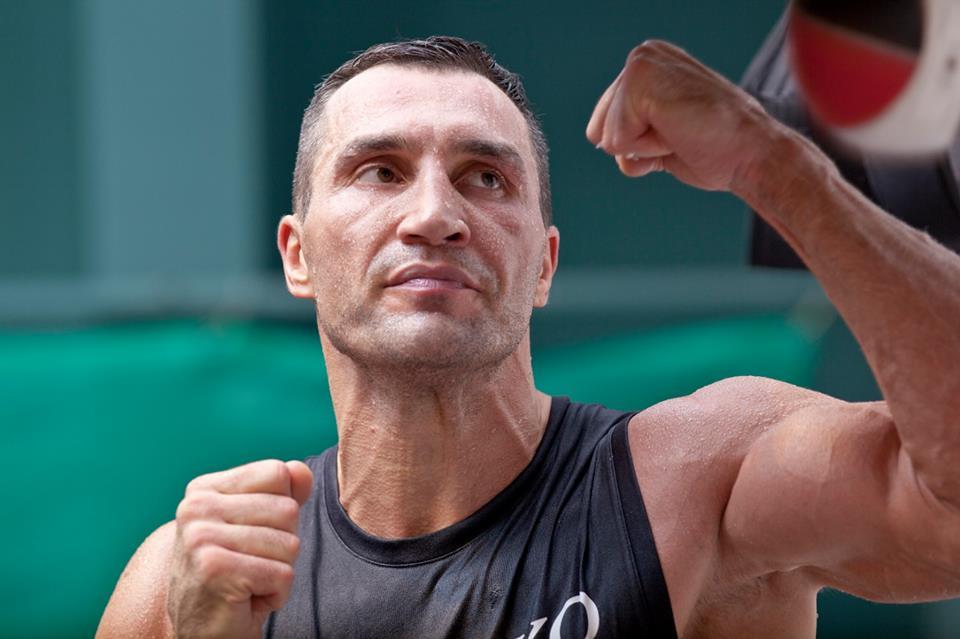 """Владимир Кличко: """"Пришло время быть сильнее, чем я когда-либо был"""""""