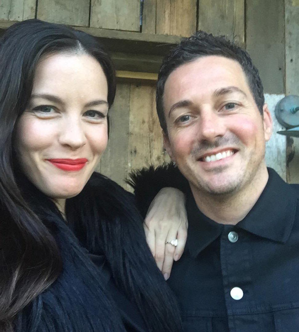Свадьбе быть: Лив Тайлер подтвердила помолвку с Дэйвом Гарднером