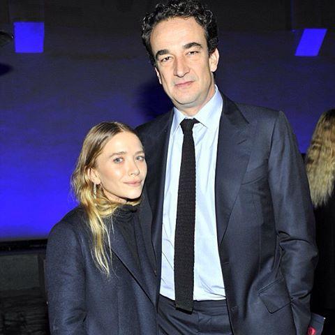 Мэри-Кейт Олсен вышла замуж за Оливьера Саркози - СМИ