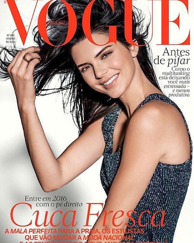 Роскошная Кендалл Дженнер украсила обложку Vogue