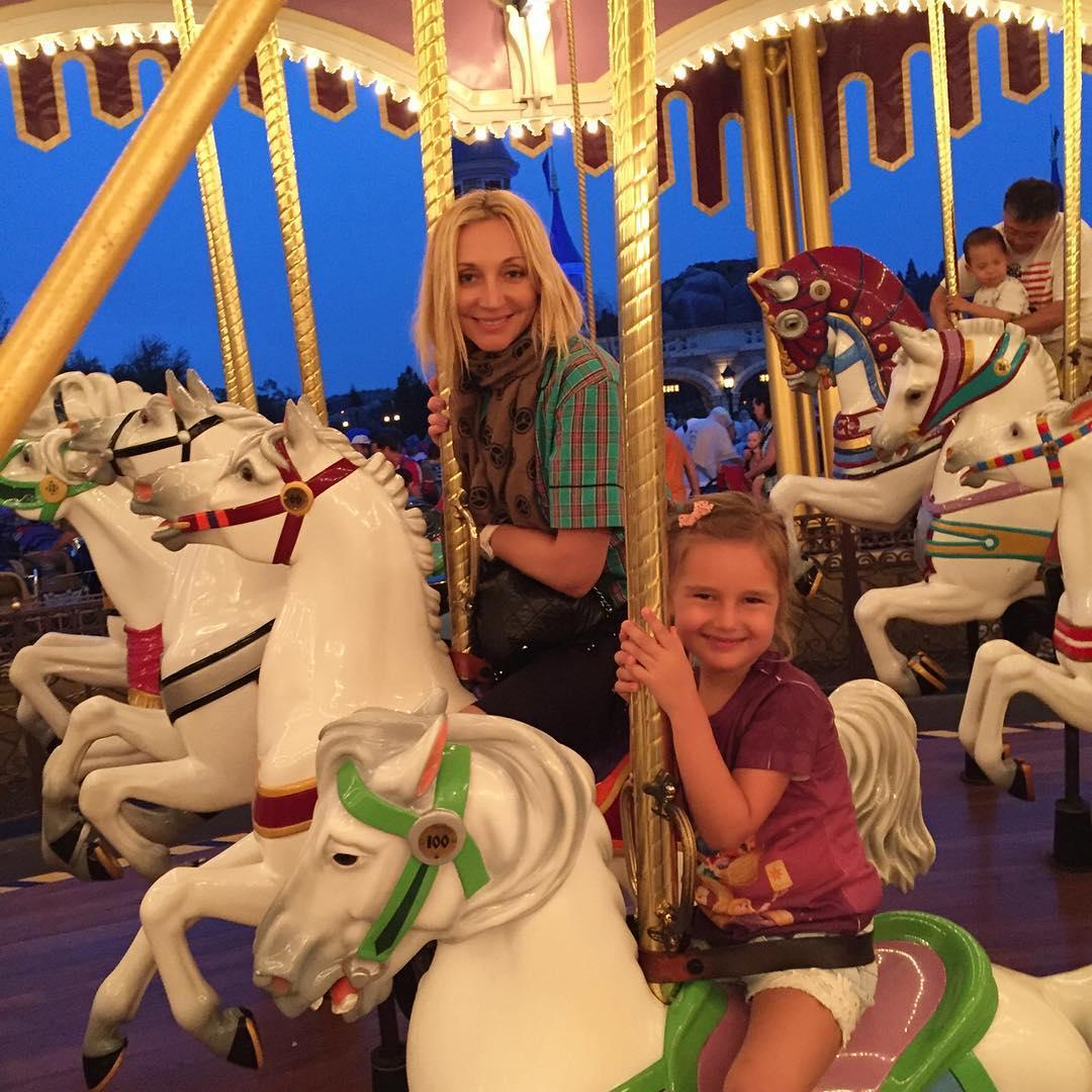 Кристина Орбакайте рассказала о своей 4-летней дочери Клавдии