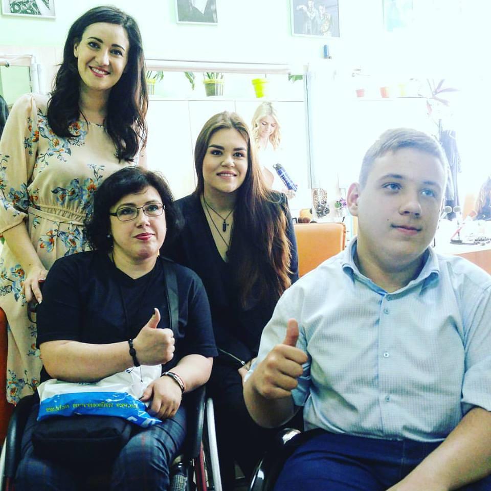 Соломия Витвицкая устроила незабываемый день для детей с инвалидностью