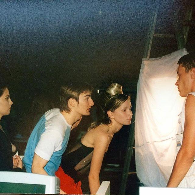Назад в прошлое: Алан Бадоев поделился старым снимком с молодости