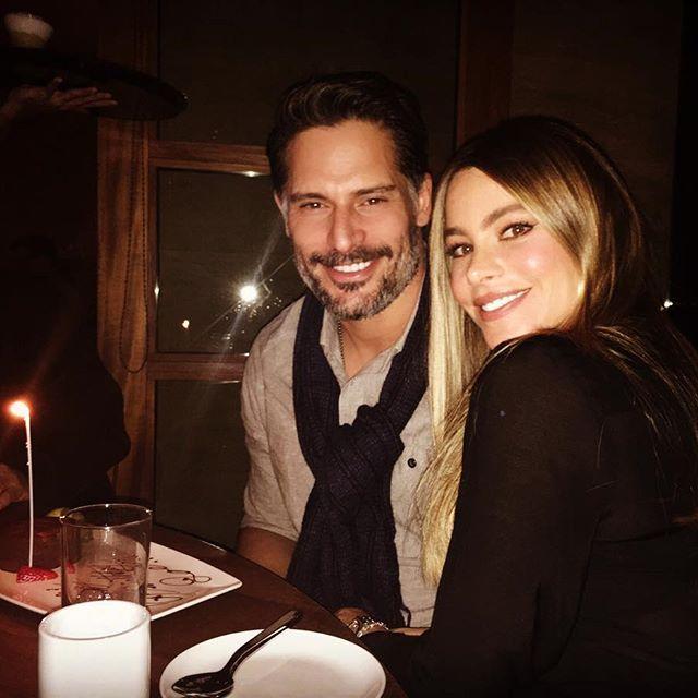 Это любовь: София Вергара трогательно поздравила мужа с днем рождения