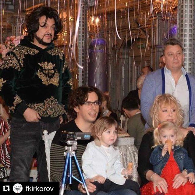 алла пугачева максим галкин и их дети инстаграм