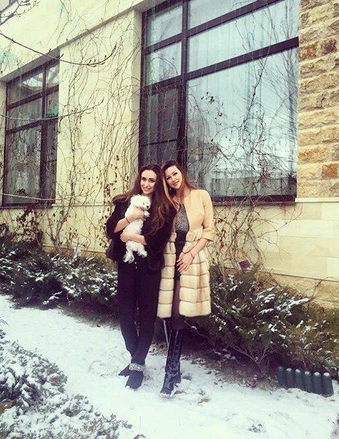 Дочь Анастасии Заворотнюк бросила сына миллионера?
