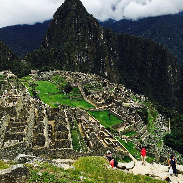Счастливая мама: Гвинет Пэлтроу путешествует с детьми по Южной Америке