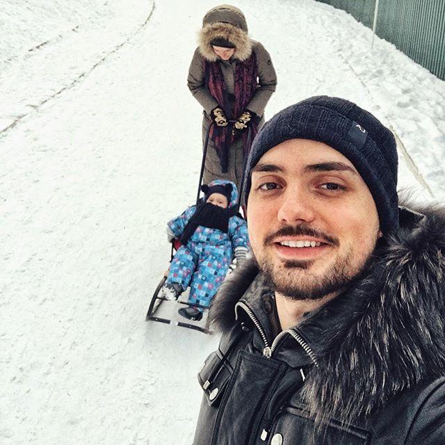 """Само умиление: муж Славы из """"Неангелов"""" показал, как провел каникулы с семьей"""