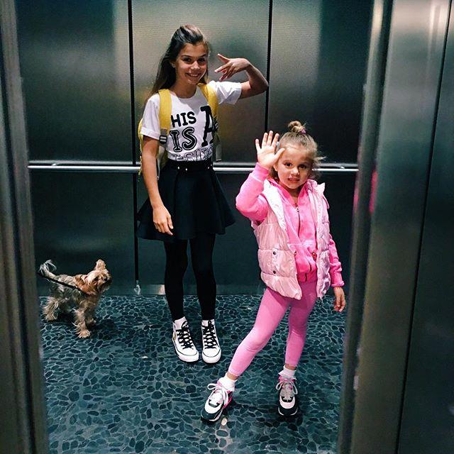 """Анна Седокова о воспитании дочерей: """"Я пытаюсь проявлять жесткость"""""""
