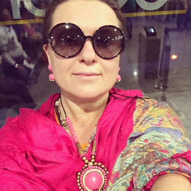 Наталья Могилевская встретилась с великим йогом в Гималаях
