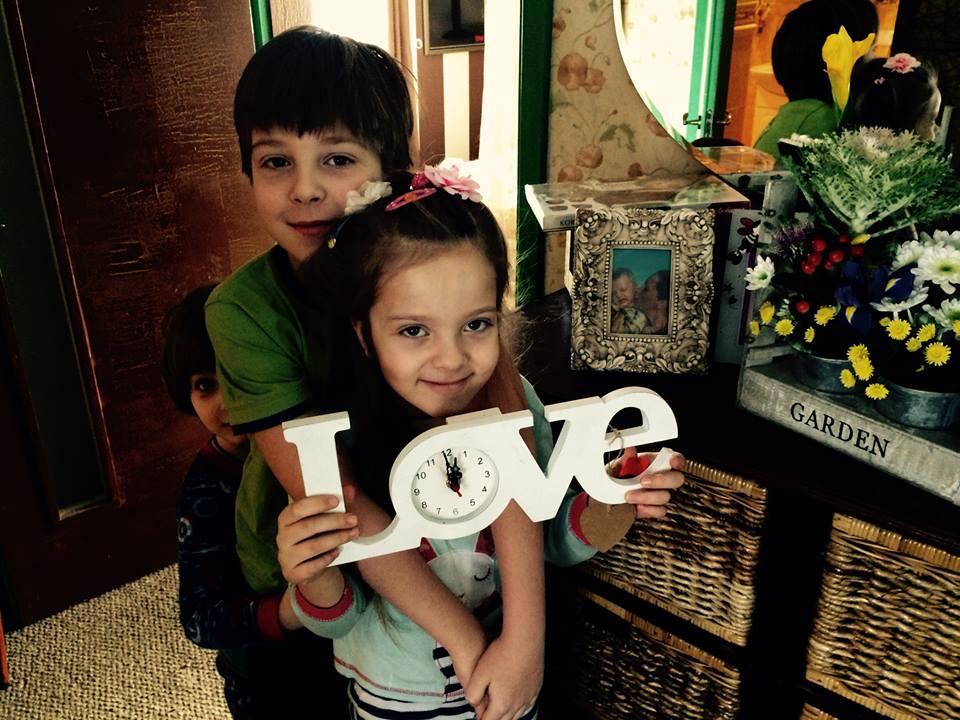 Снежана Егорова поздравила дочь с 6-летием