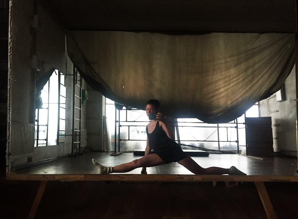 Стиль жизни: Руслана продемонстрировала накачанное тело во время тренировок