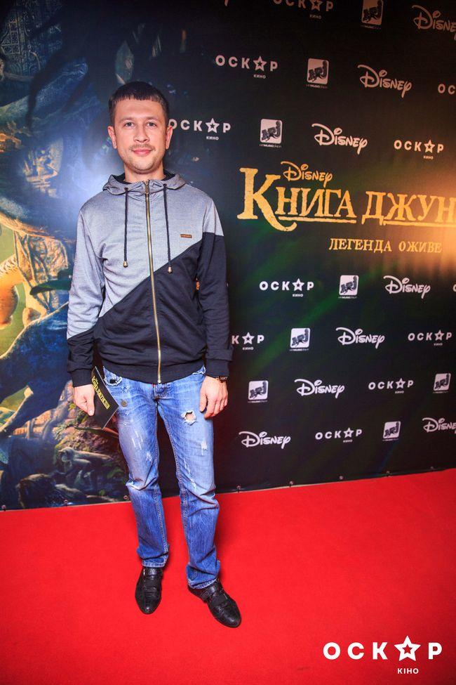 Украинские звезды на премьере фильма Книга джунглей