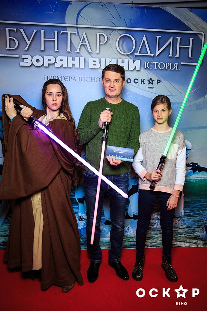 звезды на премьере фильма Изгой-Один. Звёздные Войны: Истории