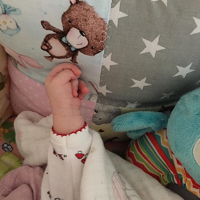 Молодая мама Ксения Бородина впервые показала младшую дочь