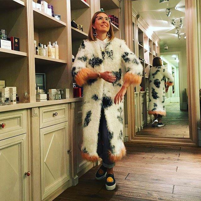 Американский Vogue назвал Ксению Собчак авторитетом в мире моды