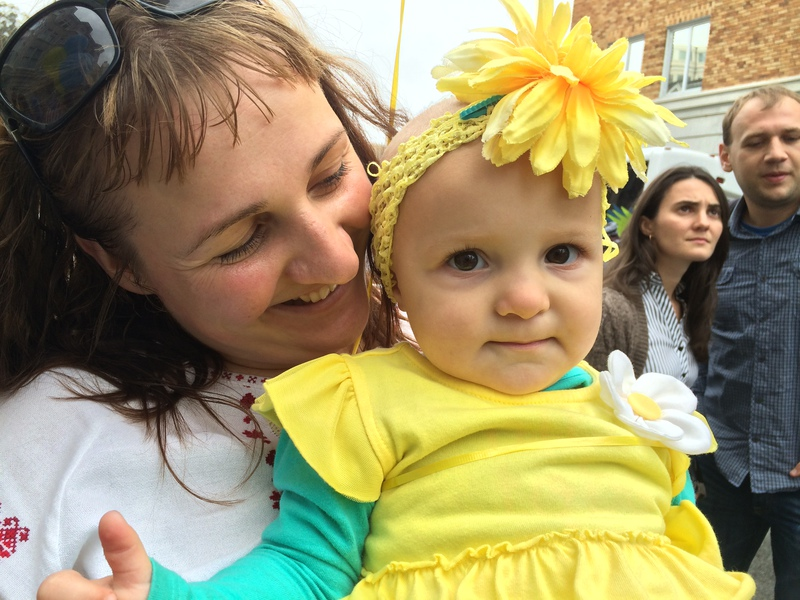 Руслана стала участницей Марша Мира в Сан-Франциско