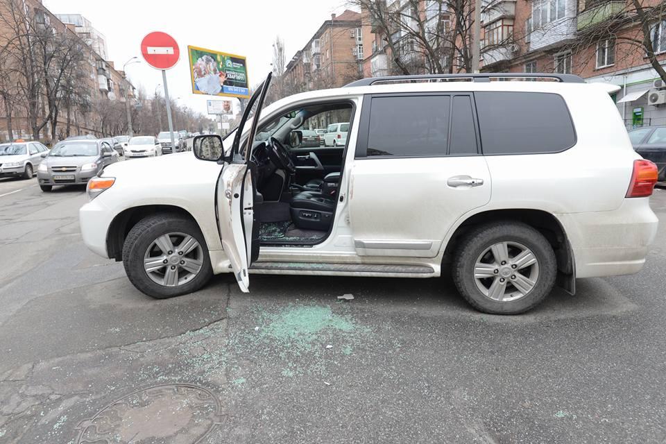 Павла Зиброва ограбили в центре Киева