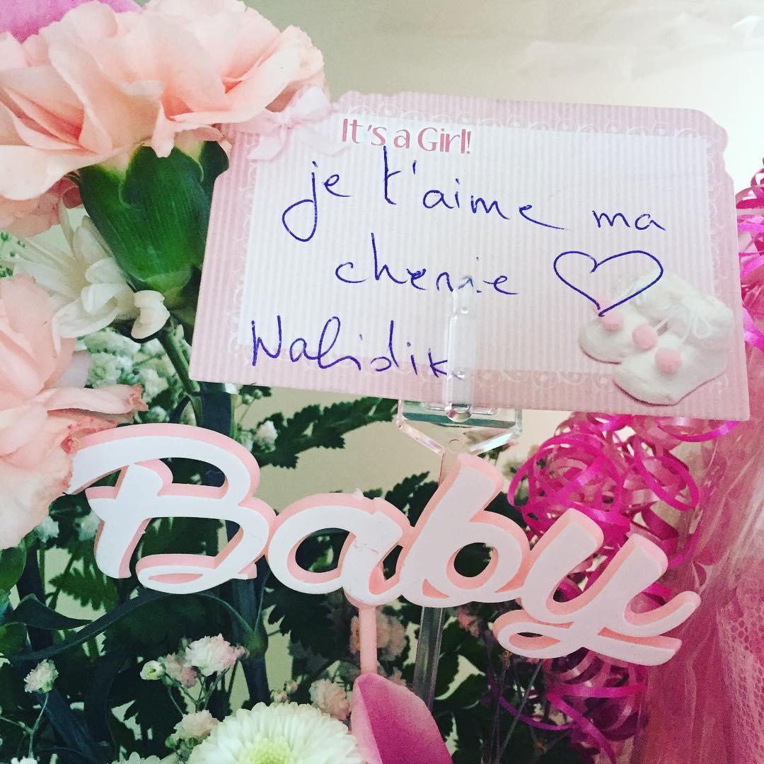 Валид Арфуш и Лида Петрова назвали новорожденную дочь в честь известной певицы