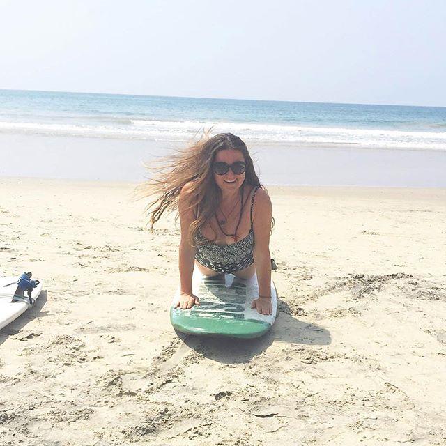 Наталья Могилевская снялась в купальнике на пляже
