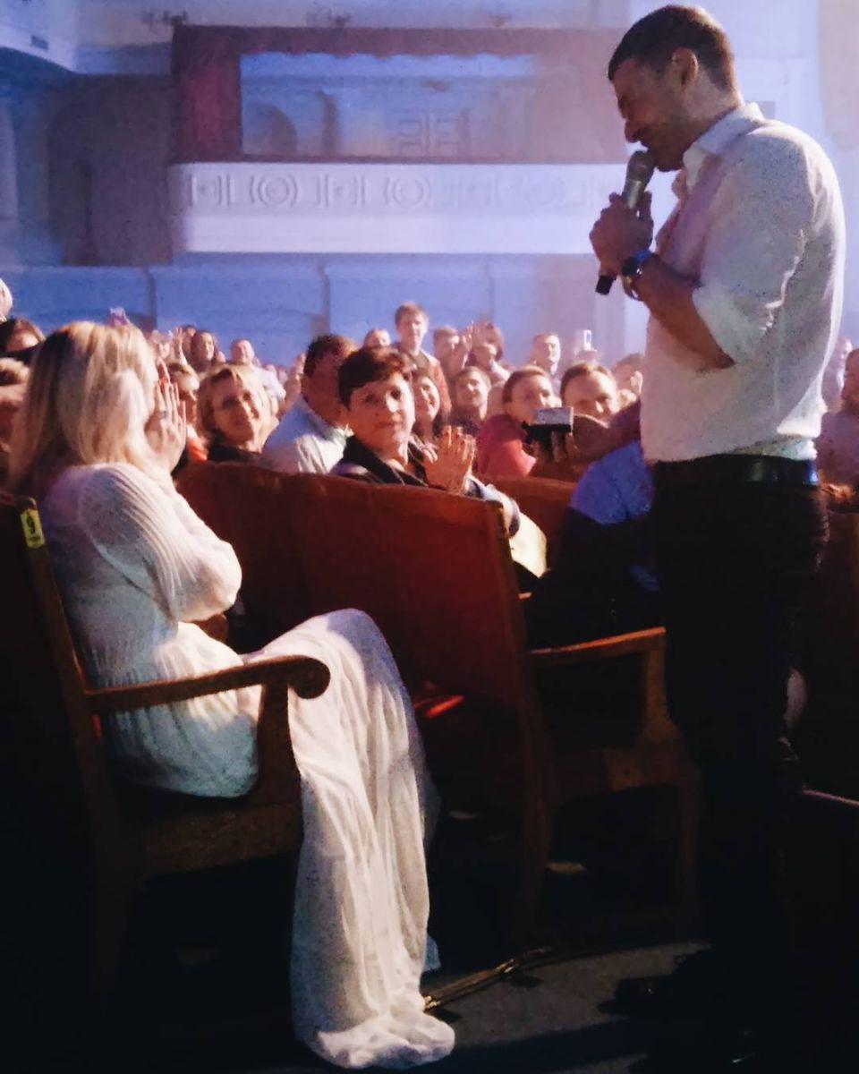 Тоня Матвиенко выходит замуж за Арсена Мирзояна