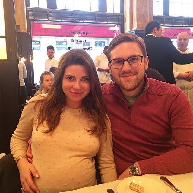 Дочь Валентина Юдашкина впервые стала мамой