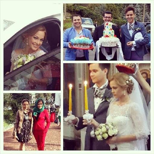 Аркадий Войтюк женился