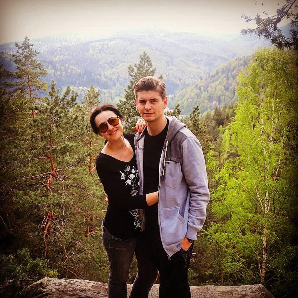 Соломия Витвицкая и ее муж Влад Кочатков