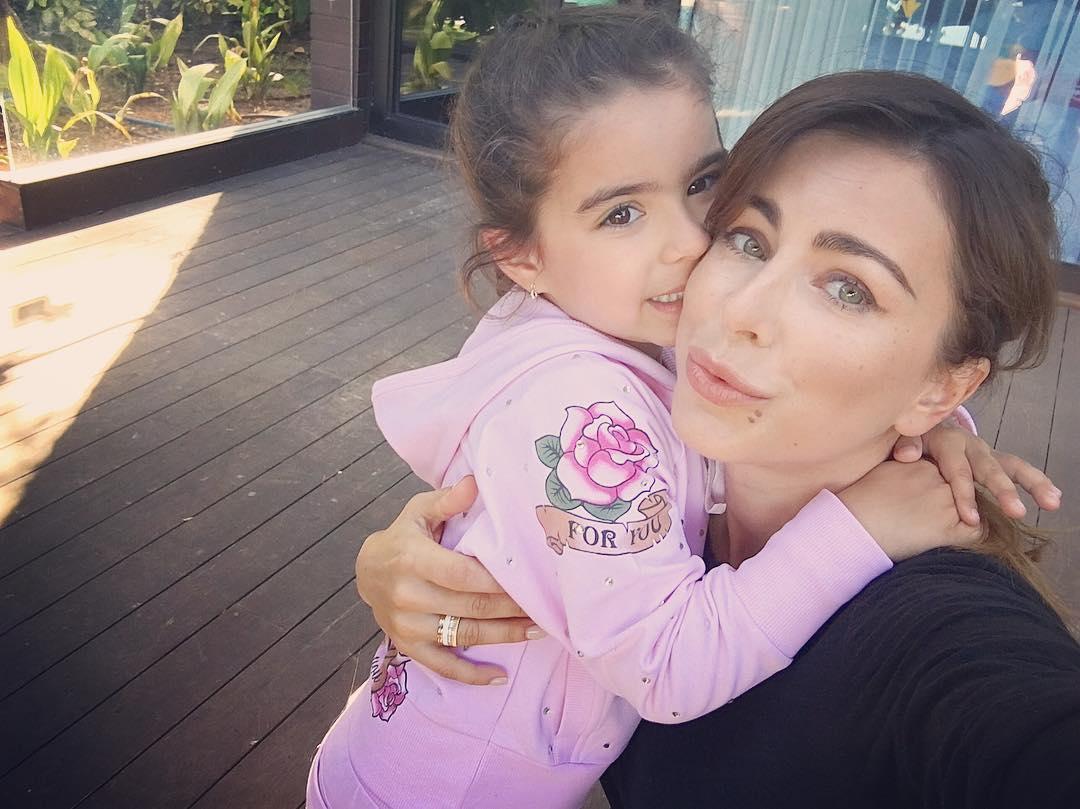 Ани Лорак показала заметно повзрослевшую дочь