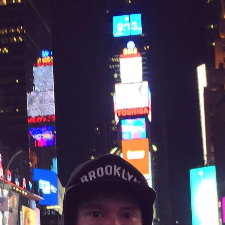 Внук Аллы Пугачевой отдыхает со своей возлюбленной в Нью-Йорке