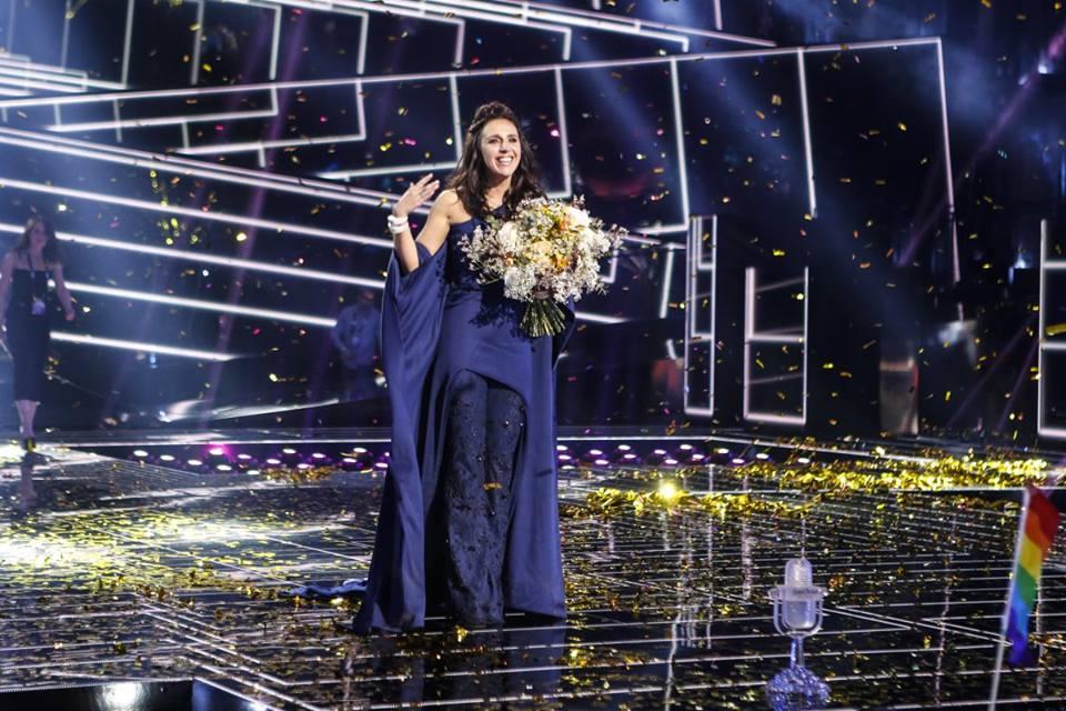 """Автор """"Гарри Поттера"""" болела за Украину на """"Евровидении-2016"""""""