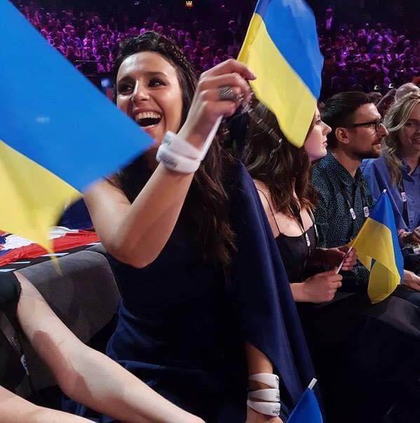 Евровидение-2016: назван победитель - Украина!