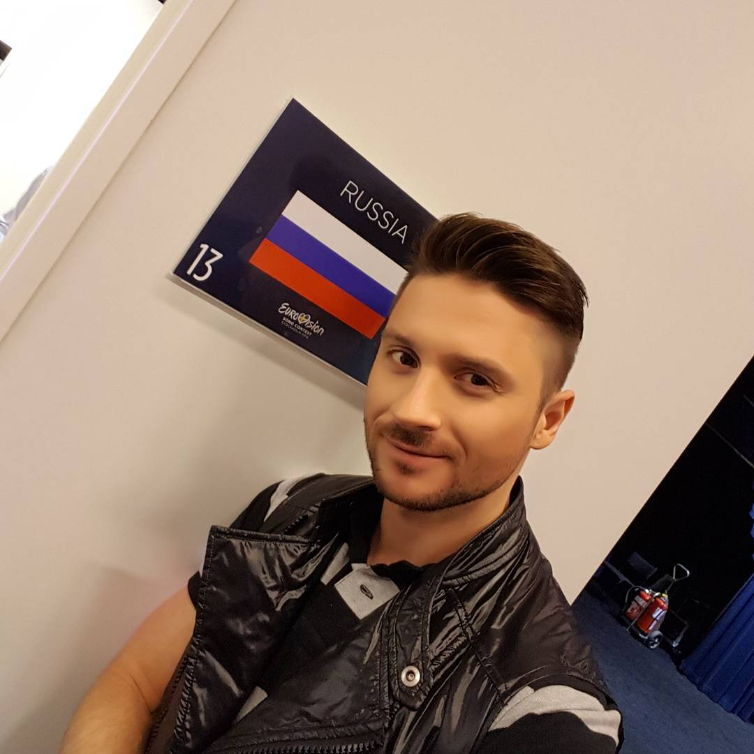 Сергей Лазарев на Евровидении 2016
