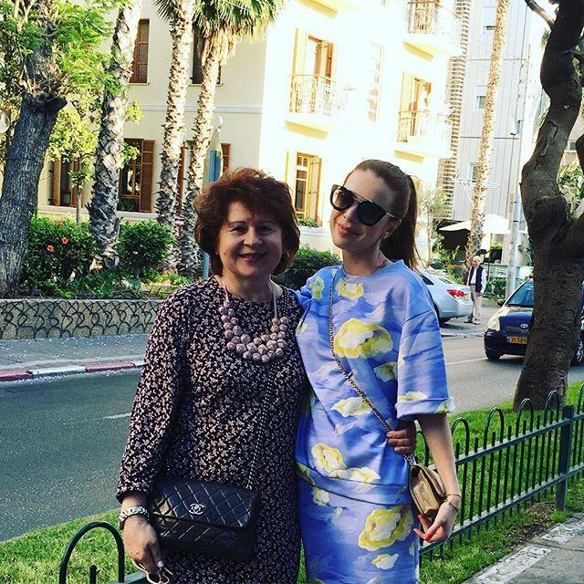Владимир Пресняков и Наталья Подольская отдыхают с сыном в Израиле