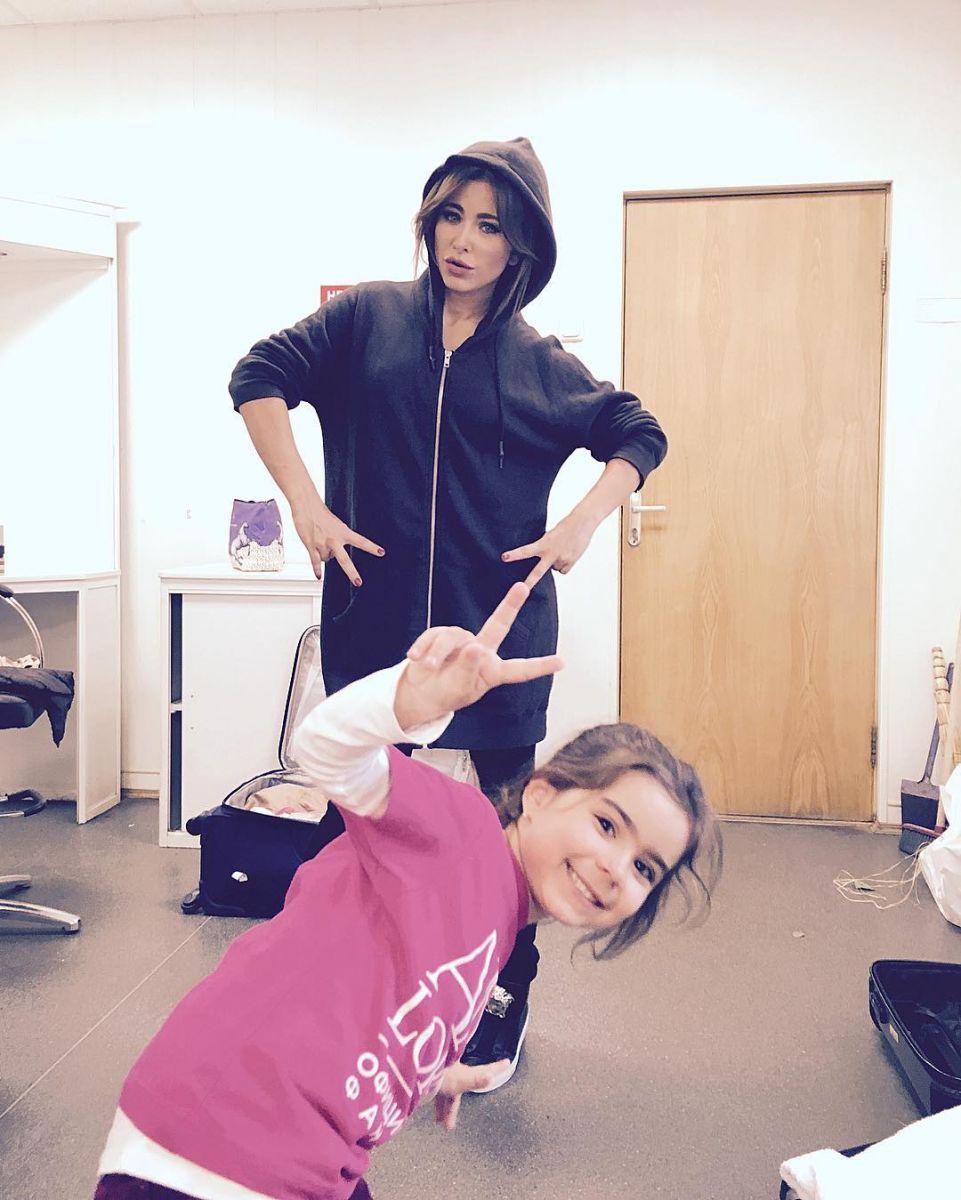 Ани Лорак и ее дочь Соня