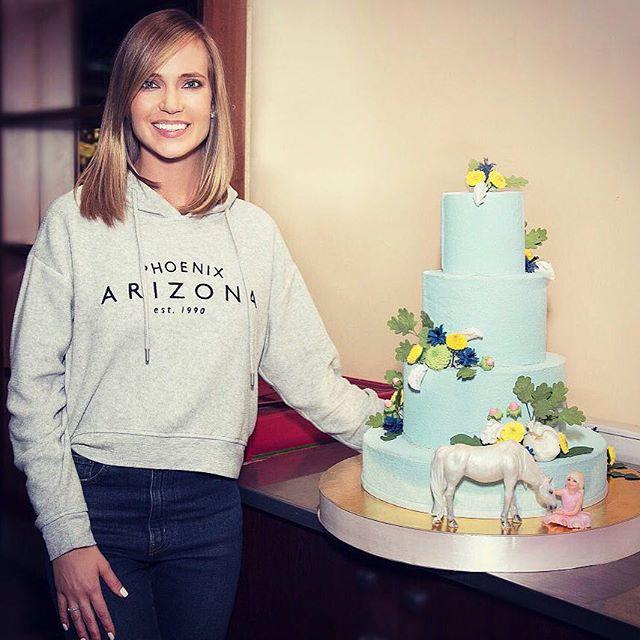 Глюкоза устроила шикарный день рождения для своей дочери