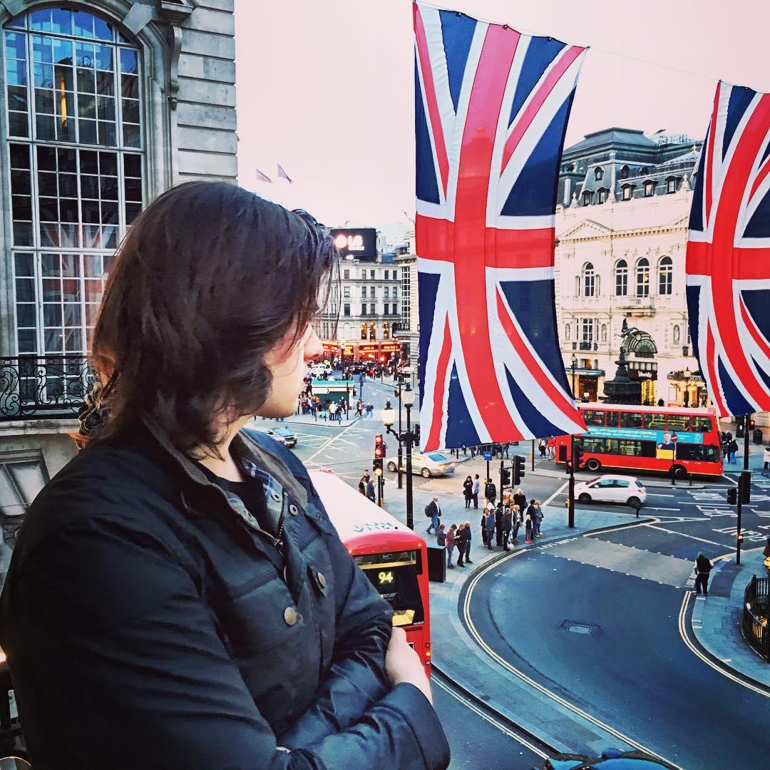 Внучка Софии Ротару отметила 15-летие в Великобритании