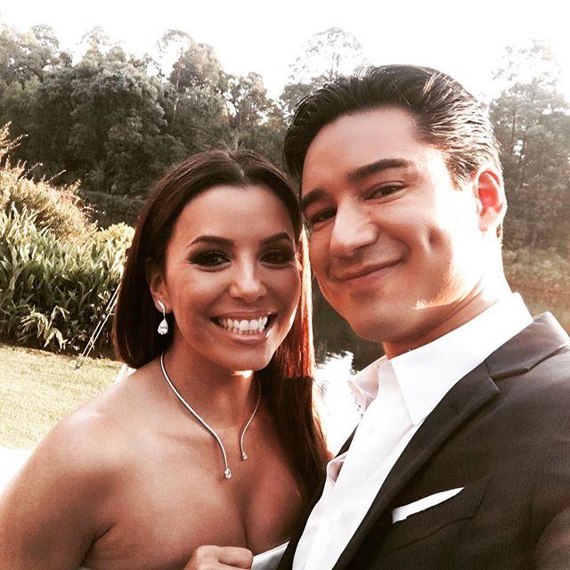 Ева Лонгория вышла замуж за своего возлюбленного  Хосе Антонио Бастона
