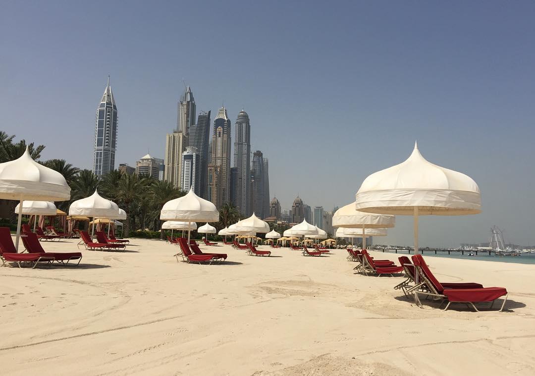 Джамала отказалась от макияжа во время отдыха в Дубаи