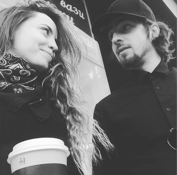Надя Дорофеева трогательно поздравила своего мужа Владимира Дантеса с днем рождения