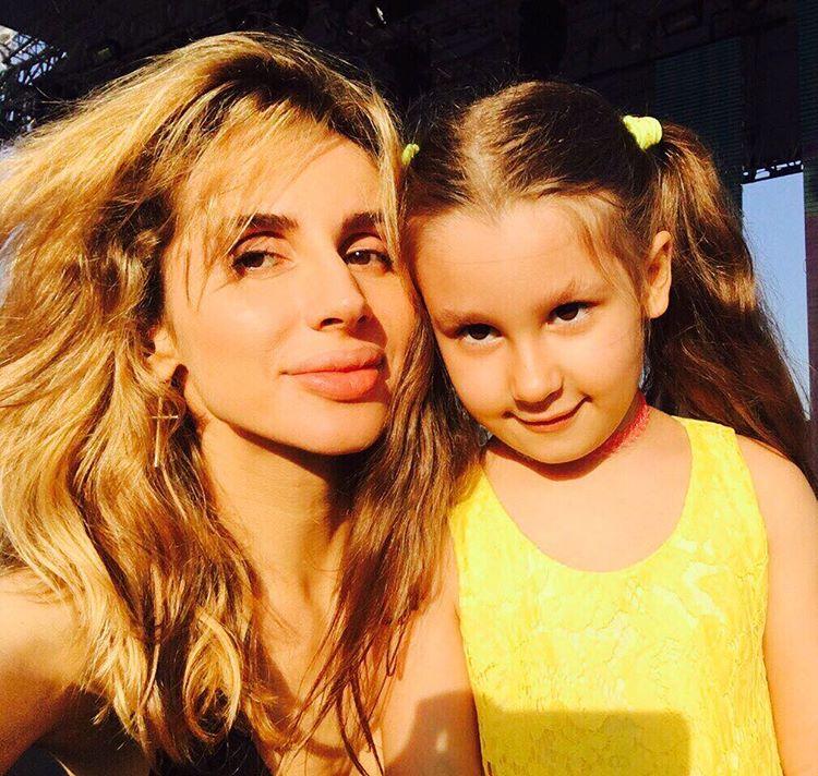 Loboda рассказала об отношениях бывшего мужа с дочерью